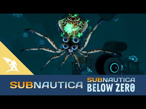 Subnautica & Subnautica: Below Zero Nintendo Switch Announce