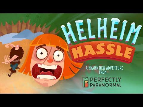 Helheim Hassle - Announcement Trailer 2020