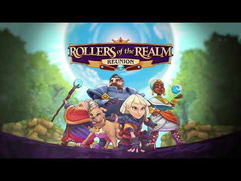 """""""Rollers of the Realm: Reunion"""" Announcement Teaser"""