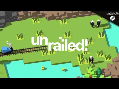 Unrailed! - Teaser Trailer