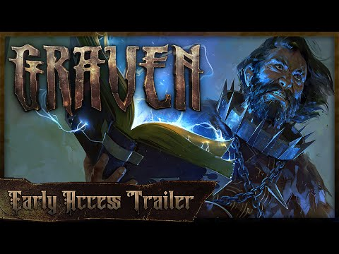 GRAVEN Early Access Launch Trailer