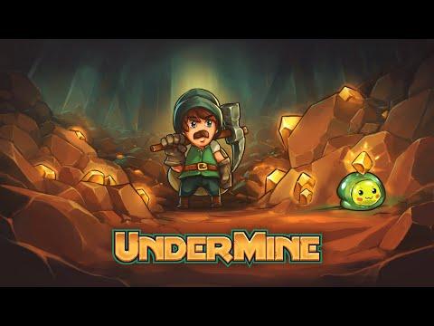 UnderMine Reveal Trailer