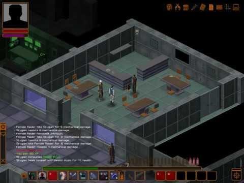 Underrail - alpha build gameplay