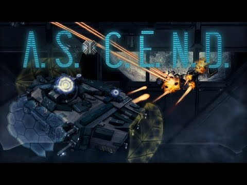 AS+CEND gameplay trailer