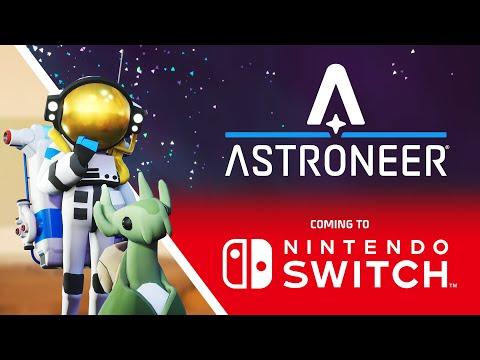 ASTRONEER - Nintendo Switch Announcement Trailer