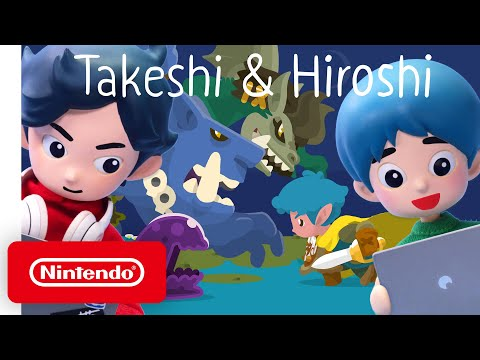 Takeshi & Hiroshi - Launch Trailer - Nintendo Switch