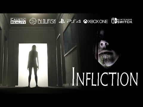 Infliction Console Announcement Trailer