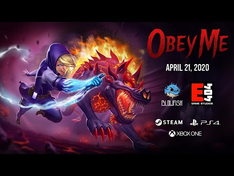 Obey Me - Coming April 21st