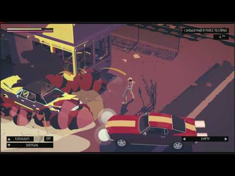 Dead Static Drive - Early Footage