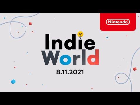 Indie World Showcase 8.11.2021 - Nintendo Switch