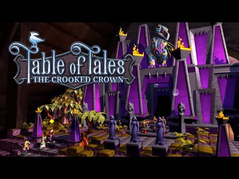 Table of Tales: The Crooked Crown   Release Trailer