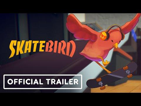 SkateBIRD - Official Trailer | Summer of Gaming 2021