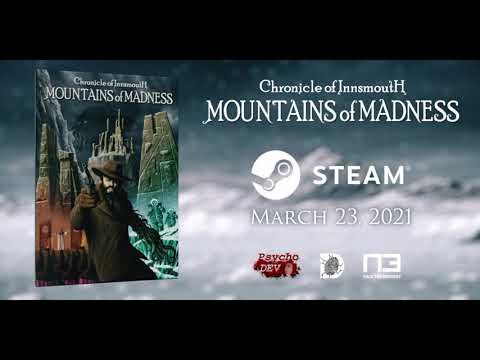 Chronicle of Innsmouth: Mountains of Madness - Launch Trailer