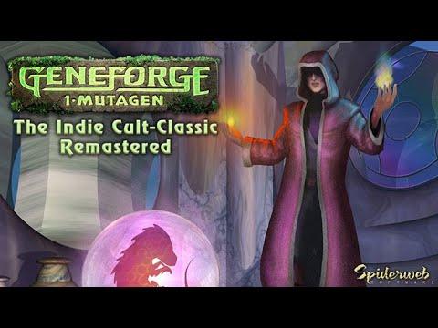 Geneforge 1 - Mutagen Kickstarter!
