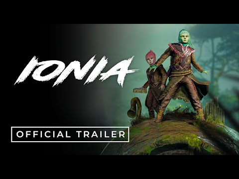 Rhythm of the Universe: IONIA - GamePlay Trailer