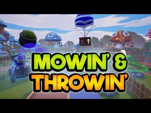 Mowin' & Throwin' Trailer 2