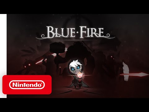 Blue Fire - Announcement Trailer - Nintendo Switch
