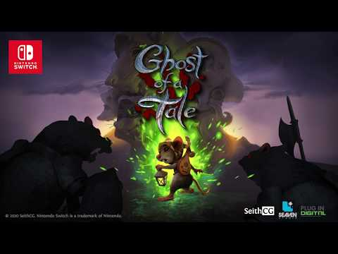 Ghost of a Tale - Nintendo Switch Trailer