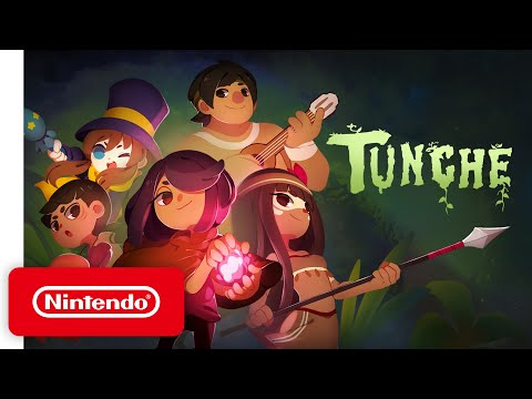 Tunche - Announcement Trailer - Nintendo Switch