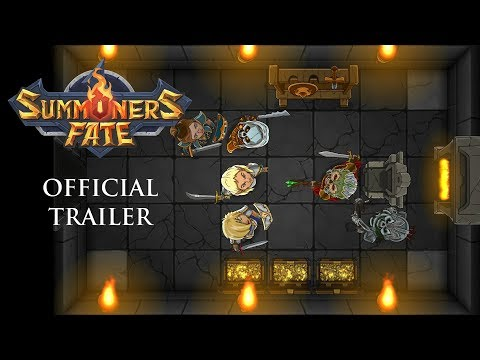 Summoners Fate Official Trailer