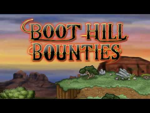 Boot Hill Bounties Trailer: The Saints-Little Gang