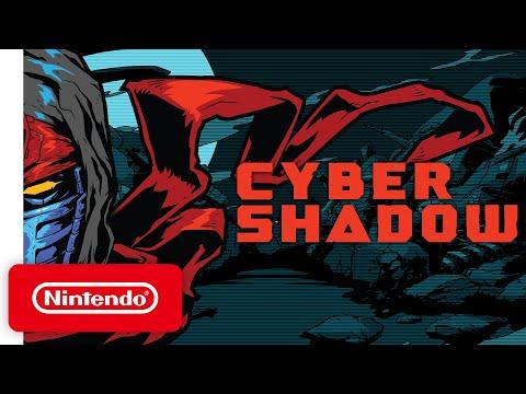 Cyber Shadow - Release Date Trailer - Nintendo Switch