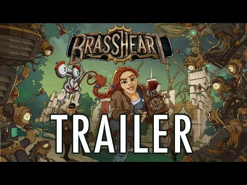 Brassheart Gameplay Trailer
