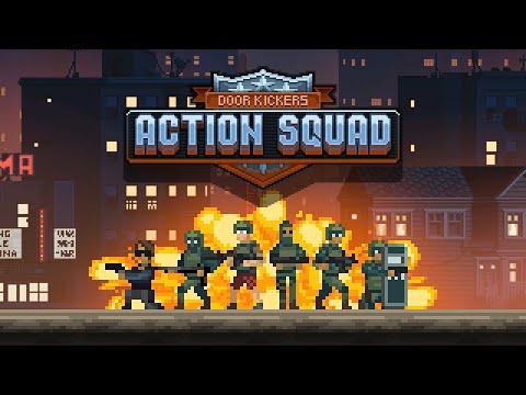 Door Kickers: Action Squad Release Trailer
