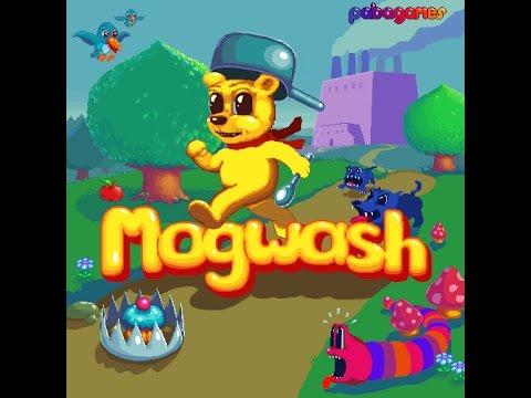 Mogwash Trailer (retro game)