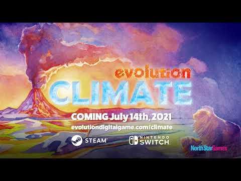Climate Digital Board Game Trailer