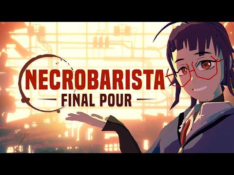 Necrobarista: Final Pour - Nintendo Switch Trailer