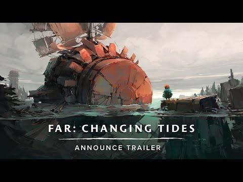 FAR: Changing Tides | Announcement Trailer