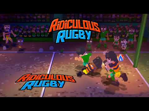 Ridiculous Rugby @ PAX West 2018 + Indie Megabooth