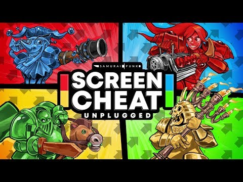 Screencheat: Unplugged Trailer - OUT NOW