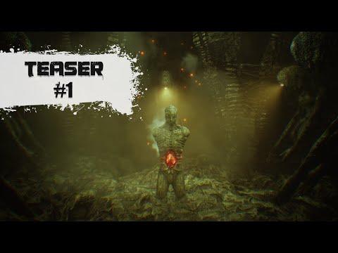 Dark Fracture Teaser #1 (First-Person Psychological Horror Game Trailer)