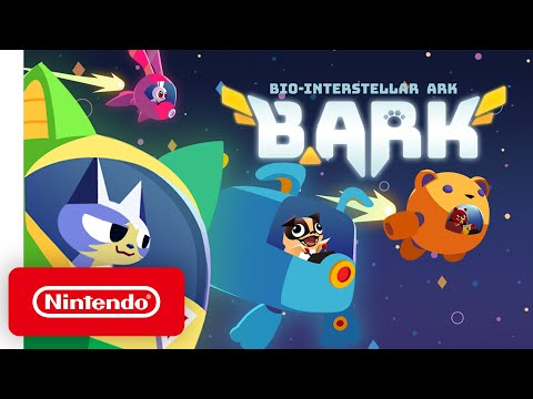 B.ARK - Announcement Trailer - Nintendo Switch