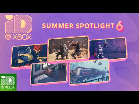 ID@Xbox 2020 Summer Spotlight Series 6