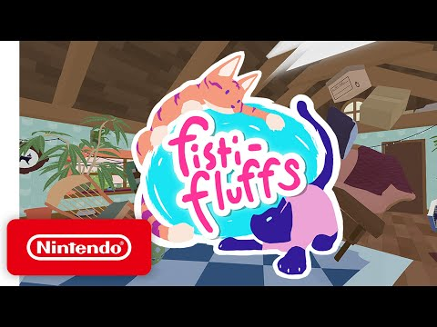 Fisti-Fluffs - Announcement Trailer - Nintendo Switch
