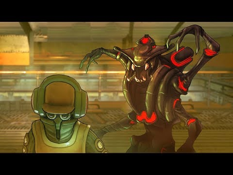 Attack of the Earthlings Launch Trailer
