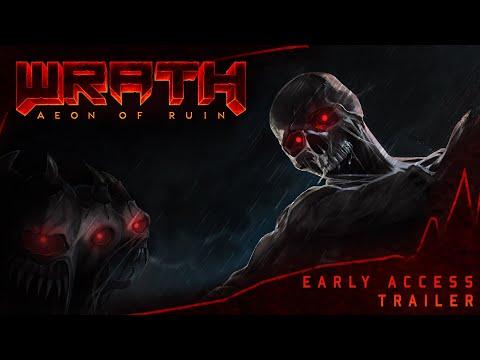 WRATH: Aeon of Ruin Early Access Trailer