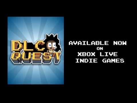 DLC Quest - Trailer (PC, Mac, Xbox 360 Indie Game [XBLIG])