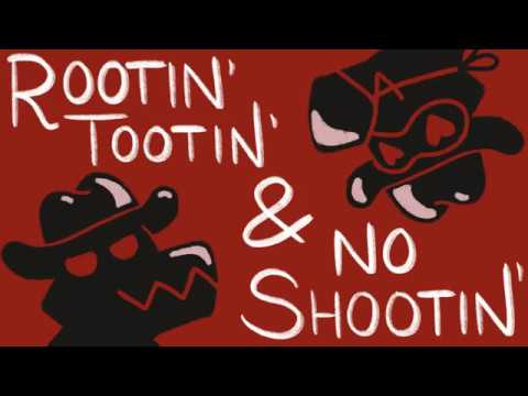 Rootin' Tootin' & No Shootin' Gameplay