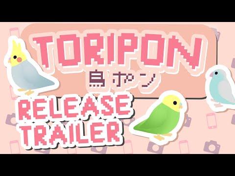 Toripon 鳥ポン - Release Trailer
