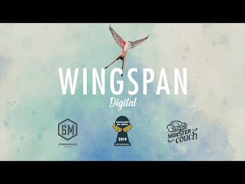 Wingspan - Gamescom 2019 - Teaser Trailer - Digital Edition