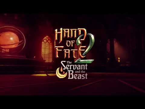 Hand of Fate 2: The Servant and the Beast DLC - Out now!