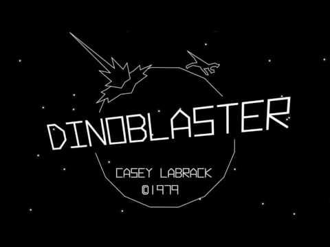 DinoBlaster reveal trailer