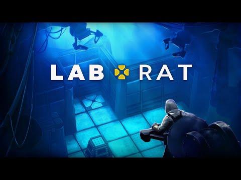 Lab Rat - The Dev Teaser Trailer