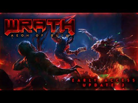 WRATH: Aeon of Ruin Update 3 Trailer