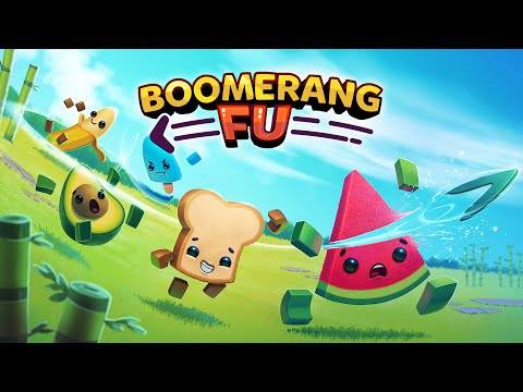 Boomerang Fu - Release Date Trailer - Nintendo Switch, Xbox One and PC