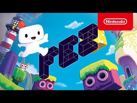 FEZ - Launch Trailer - Nintendo Switch